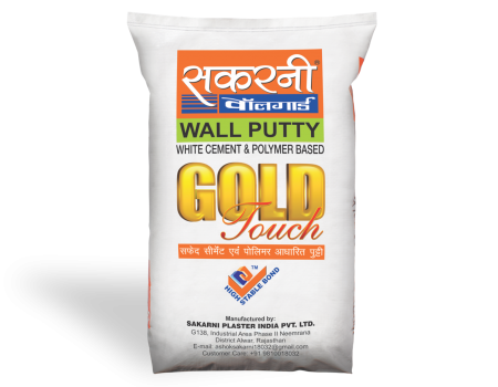 Gold touch putty