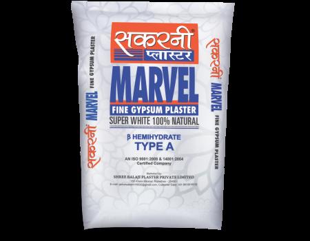 Marvel-gypsum plaster