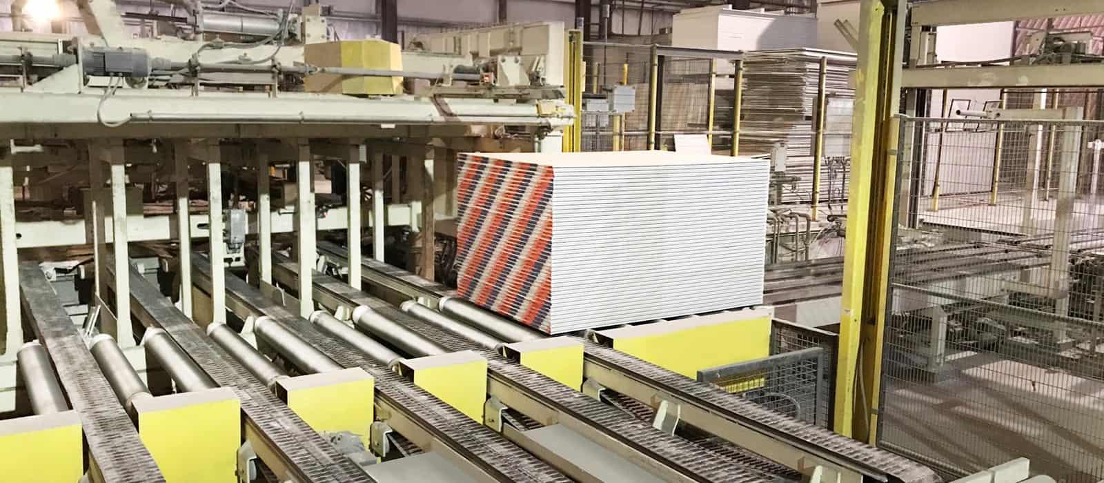 gypboard-industry